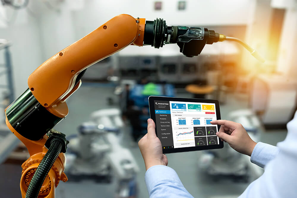 IoT事業による生産性向上